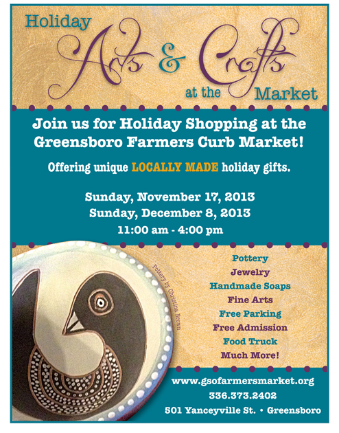 Greensboro Holiday Craft Show
